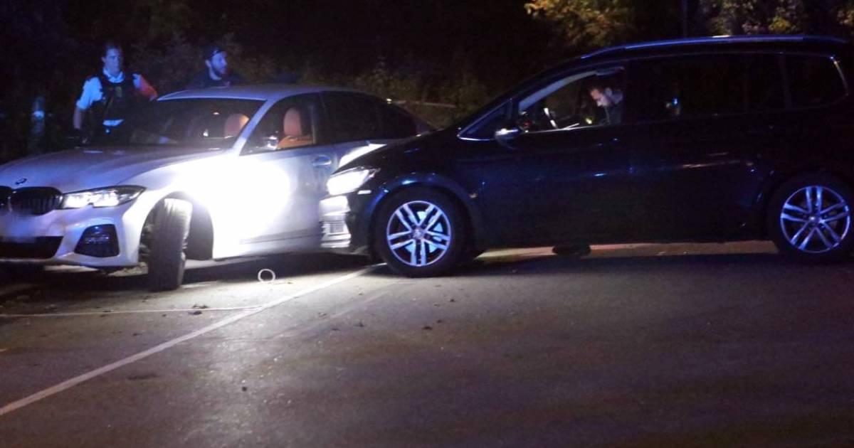 17-årig vanvidsbilist stak af fra politiet: Får BMW beslaglagt